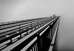 Lechtalbrücke (flori schilcher) Tags: schilcher lechtalbrücke peiting schongau lech brücke nebel