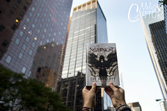 Nevernight by Jay Kristoff (melissa.castor) Tags: books book reading read ireadya youngadult building nyc