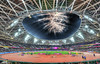 London Stadium Fireworks (andy.gittos) Tags: london stadium fireworks athletics world championships 2017 mo farah usain bolt track field 100m 200m 400m hurdles relay crowd night javelin long jump high
