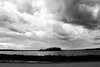 The approaching storm (Jessie T*) Tags: elkislandnationalpark albertacanada sky clouds stormclouds island lake landscape monochrome blackwhite bw cans2s