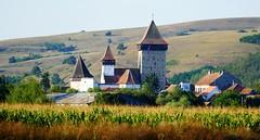 Homorod - Hamruden Wehrkirche (wernerfunk) Tags: fortfiedchurch siebenbürgen rumänien
