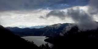 2017 9 1 Alta Valle Intelvi - Lanzo Belvedere, vista su Lugano