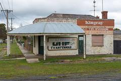 Ballarat (Westographer) Tags: ballarat victoria australia countrytown rural cornerstore shop signage typography verandah weathered closed oldschool vintage