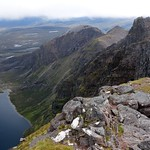 Toll an Lochain and Corrag Buidhe from Sgurr Fiona thumbnail