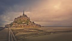 Mont Saint Michel (RoCafe Off for a while) Tags: france normandie landscape mont seascape nikkor2470f28 nikond600