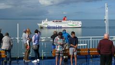17 08 31 Rosslare Stena Europe  (6) (pghcork) Tags: stenaline stenaeurope ferry ferries rosslare wexford ireland