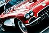 Chevrolet Corvette (that Geoff...) Tags: chevrolet corvette 765uxg 1959 c1 283 47litre v8 convertible classic car cars auto autos automobile automobiles american usa canon 70d red herne bay show 2017 explored