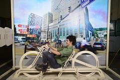 _DSC2458 (design.ride) Tags: designbiennale design zurich zhdk industrialdesign id sbb reparaturwerkstatt bike designride photobooth selfietime