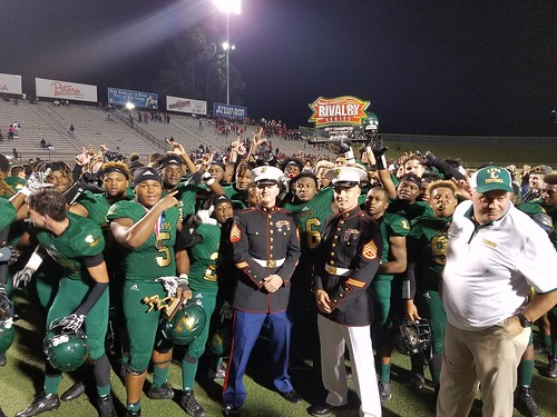"""Longview vs Marshall 9/8/17 • <a style=""""font-size:0.8em;"""" href=""""http://www.flickr.com/photos/134567481@N04/36933977286/"""" target=""""_blank"""">View on Flickr</a>"""