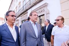Autárquicas 2017: Pedro Passos Coelho em Évora