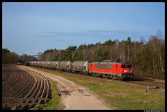 DB Cargo 1611, Holten 11-03-2017 (Henk Zwoferink) Tags: holten overijssel nederland nl alstom alsthom ns 1600 dbc cargo deutsche bahn dbs dbsrn henk zwoferink 1611