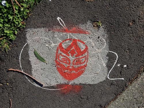 Stencilled Mask