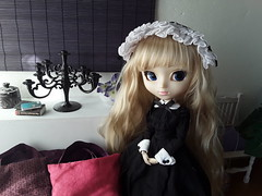 Luciana (Lunalila1) Tags: doll groove junplaning taeyang kovalsky brasil pullip chelsea maid luciana