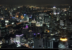 View from Baiyoke Sky Tower II @ Night, Bangkok, Thailand (JH_1982) Tags: view looking down baiyoke tower ii sky observation deck light lights skyline cityscape city urban urbanity skyscrapers highrises buildings t evening dusk dark darkness illuminated night nacht nuit noche notte 晚上 夜 ночь cbd bangkok krung thep mahanakhon กรุงเทพมหานคร กรุงเทพฯ banguecoque bangcoc 曼谷 バンコク бангкок 방콕 बैंकॉक thailand ประเทศไทย kingdom ราชอาณาจักรไทย tailandia thaïlande thailandia tailândia 泰国 タイ王国 таиланд 타이 थाईलैण्ड