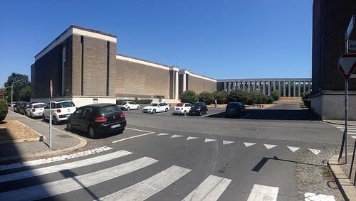 Museo della Civiltà Romana, EUR, Rome