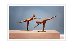 posthumous balance . . . (photoarchiv65) Tags: impressionism nearly edgar degas sculptures