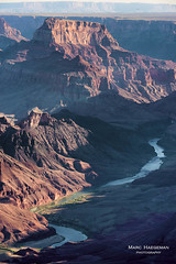 First light on Grand Canyon (Marc Haegeman Photography) Tags: grandcanyon arizona usa canyon geology americana marchaegemanphotography nikon panorama rock sunrise dawn daybreak outdoor landscape landscapephotography nationalparks park cliff mountain rim southrim overlook trail travel desertview coloradoriver aerial
