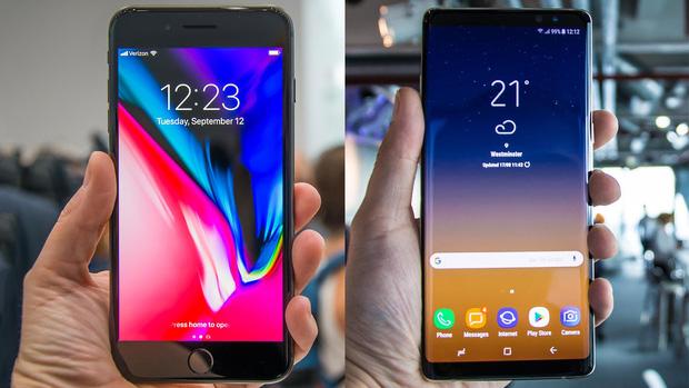 So găng Samsung Galaxy Note8 và iPhone 8 Plus: Cuộc chiến hấp dẫn của hai smartphone màn hình lớn đáng mua nhất hiện nay - Ảnh 5.