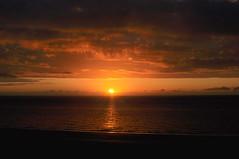 Simply a morning photo (Kirkleyjohn) Tags: lowestoft morning suffolk sun sea clouds seaside seashore seascape sunrise