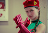 New york comic con (Bkny photography) Tags: nycc newyorkcomiccon cosplay cosplayer cosplaygirl nyc potrait cammy streetfightercosplay nycphotographer