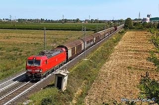 191 016 DB Cargo Italia