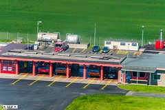 Prestwick Airport  Fire station Scotland 2017 (seifracing) Tags: prestwick airport fire station scotland 2017 seifracing spotting services europe rescue recovery transport traffic air planes avion aviation cars photography