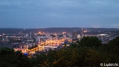 Liège (Lцdо\/іс) Tags: lцdоіс belgique belgium liège lights nightcity city travel citytrip citadelle voyage panorama vue