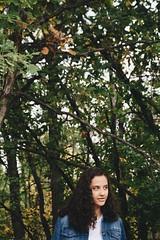 Ghazal (yoosma1) Tags: green forest portrait negative space art creativity creative girl nikon d7100 d3100 city photography photo
