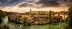 Berna (Juan Figueirido) Tags: berna bern suíza suiza switzerland swiss patrimoniodelahumanidad aare ríoaare europa travel fz1000