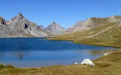 lac de l'Orrenaye (b.four) Tags: lago lac lake mountain montagne montagna orrenaye larche hauteubaye alpesdehauteprovence ruby10 coth5 ruby15