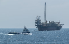 MV25 Supplier (SPMac) Tags: rem supplier psv platform supply vessel oil gas offshore support sea ship ten tullow ghana mv 25 fpso prof john evans atta mills mv25 floating storage production spray turret