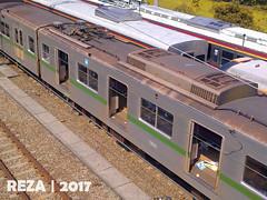 Welcome In Indonesian Tokyo Metro 6129 (mreza981) Tags: tokyo metro 6129 6029 krl jepang baru dari depo depok depot