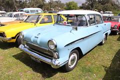 1957 Vauxhall Victor FA Series I Saloon