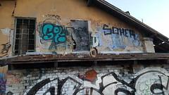 20170713_204632 (heikesakki) Tags: graffiti outdoors outside budapest july 2017 summer europe hungary