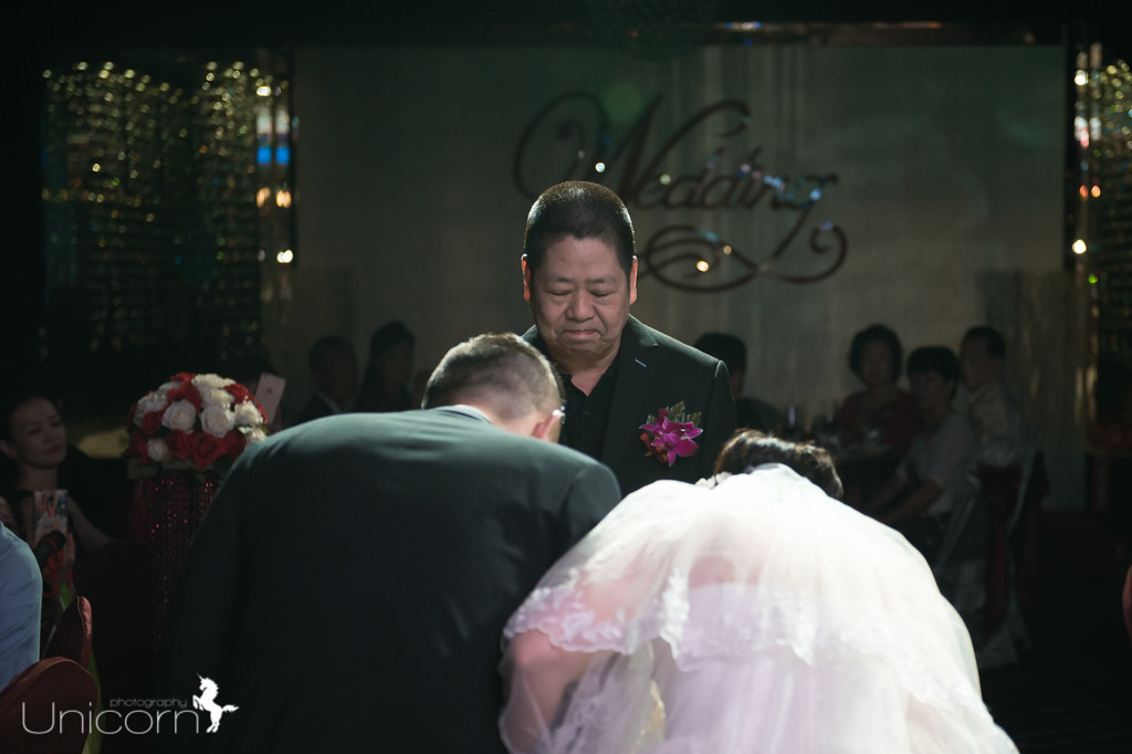 《婚攝一条》清松 & 雅春 / 崇德新天地