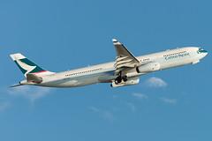 Cathay Pacific A330-300 B-LAX (altinomh) Tags: cathay pacific a330300 blax airbus a330