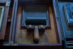 Old printing equipment 2 (frankmh) Tags: printingequipment oldprintingequipment museum printingmuseum helsingborg skåne sweden indoor