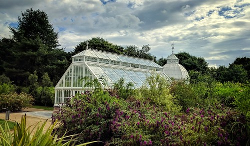 Greenhouse at Malahide Gardens