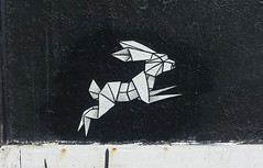 Annatomix (BE'N 59. Street photographer) Tags: lapin rabbit streetart streetartbristol artinbristol streets