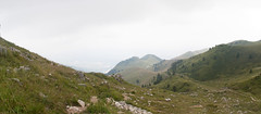 long road to cima grappa.