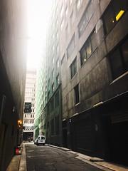 Matrix scene (doubleshotblog) Tags: iphoneography doubleshotblog doubleshot matrix greenish streethunt streets australia sydney