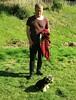 Martin Brookes and Flo Yorkie Poo Dog at Oakham Castle (@oakhamuk) Tags: martinbrookes flo yorkiepoo dog oakhamcastle oakham rutland