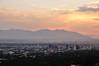 Salt Lake City (J-Fish) Tags: saltlakecity greatsaltlake arlingtonhills farnsworthpeak mormonofficebuilding skyline sunset utah d300s 1685mmvr 1685mmf3556gvr