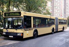 BVG 2513 [II] (Auwärter Neoplan N 4021 NF; 1992; GN 92) (werner.söffing) Tags: omnibus auwärter neoplan