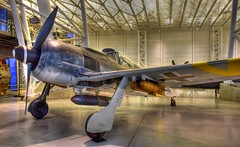 Foke Wulf FW 190 (GJC1) Tags: stevenfudvarhazycentre washington smithsonian nasm