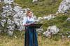 #DOLOMITESVIVES - Opera in ladin - Aneta (Val Gardena - Gröden Marketing) Tags: dolomitesvives opera ladin ladino ladinisch sellajoch passosella dolomiti dolomiten dolomites