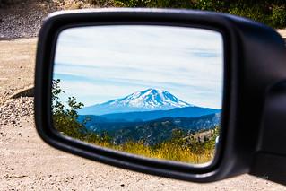 I'm Leaving Mt. Adams Behind