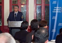 S.E. Dulcidio de la Guardia, Ministro de Economía y Finanzas, Panamá