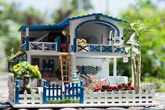 DSC0855-2 (kixkillradio) Tags: beach house miniature dollhouse dolls toy photography villas seaside vacation summer