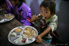 An Imp and her Lunch 6194 (Ursula in Aus) Tags: banhuaymaegok banhuaymaegokschool hilltribeeducationprojects maehongson maesariang thep thailand